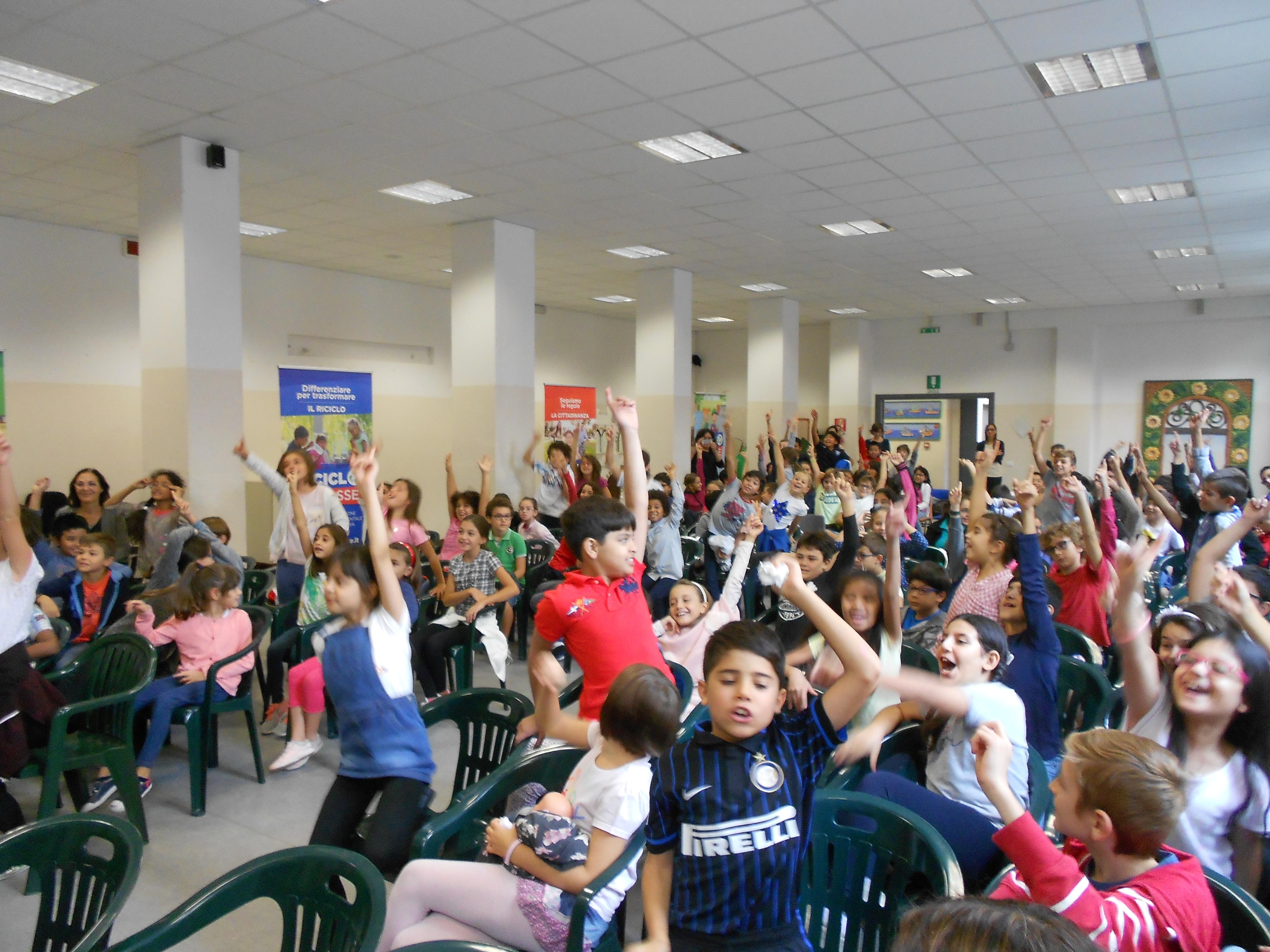 I bambini partecipano