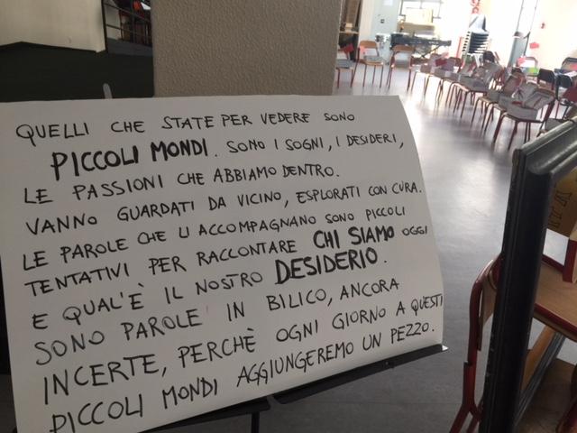 Progetto Piccoli Mondi
