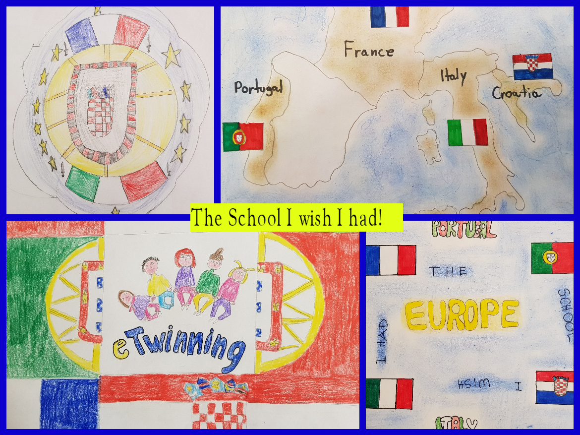 The School I wish I had! eTwinning Project.